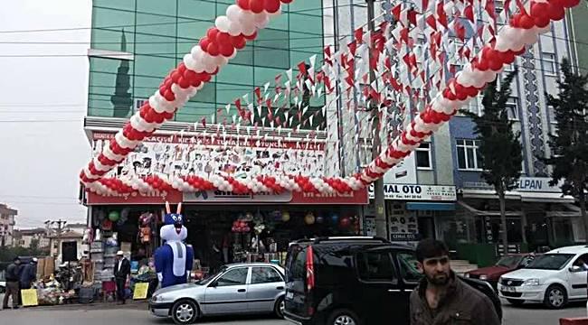 İstanbul Kokteyl Masa Kiralama